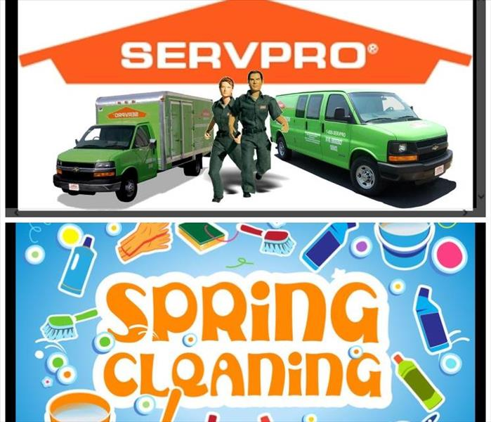 Cleaning Spring Time Cleaning Tips from SERVPRO